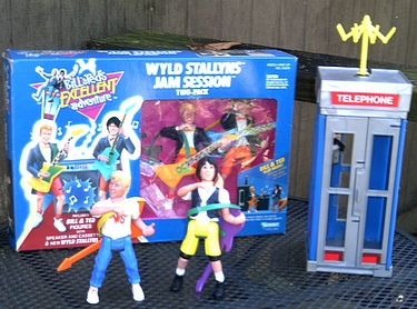 eBay Watch - Bill and Ted and Phone booth