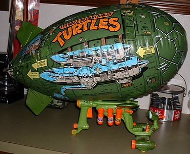 eBay Watch - Turtle Blimp