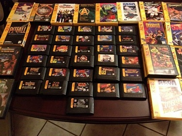 eBay Watch - Sega 32x Collection