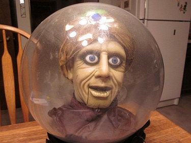 eBay Watch - Fortune Teller Spirit Ball