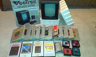 eBay Watch - Vectrex Collection