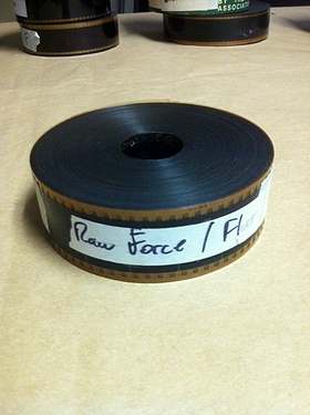 eBay Watch - Raw Force 35mm