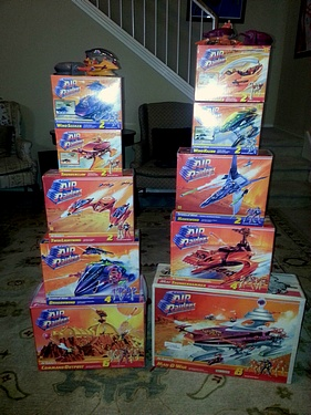 eBay Watch - Air Raiders, Full Set!
