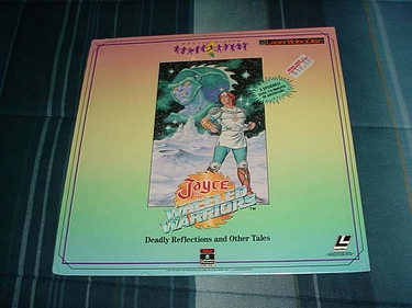 eBay Watch - Jayce and the Wheeled Warriors Laserdisc