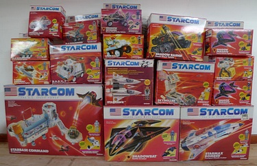 eBay Watch - STARCOM Collection