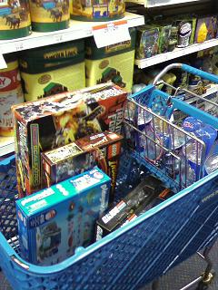 Toys R Us Cart Haul