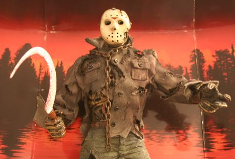 Jason Voorhees 12 Inch figure from Mezco