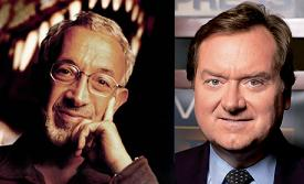 Tim Russert and Stan Winston