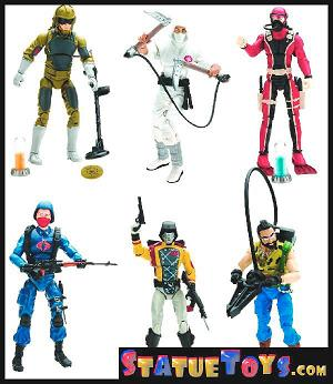 GI Joe Modern Era Wave 12