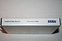 Sega Master System - Lord of The Sword