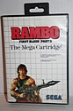 Sega Master System - Rambo: First Blood Part II