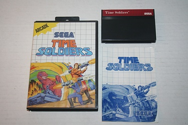 Sega Master System - Time Soldiers