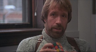 Chuck Norris in Code of Silence