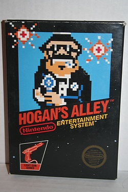 Nintendo Entertainment System - Hogan's Alley
