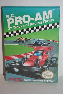 Nintendo Entertainment System - R.C. Pro-Am
