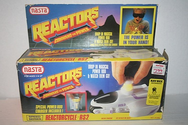 Reactors - Reactorcycle-RS2