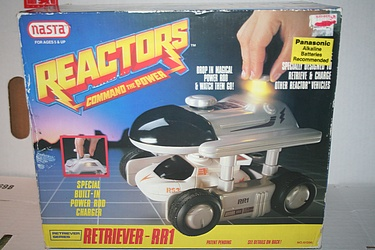 Reactors: Retriever-RR1
