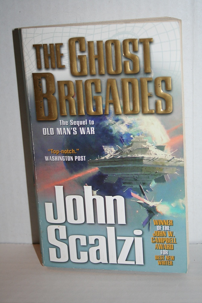 Detailed Review Summary of The Ghost Brigades by John Scalzi