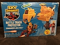 Sky Commanders: Battle Track Protector with Commander Jack Reily