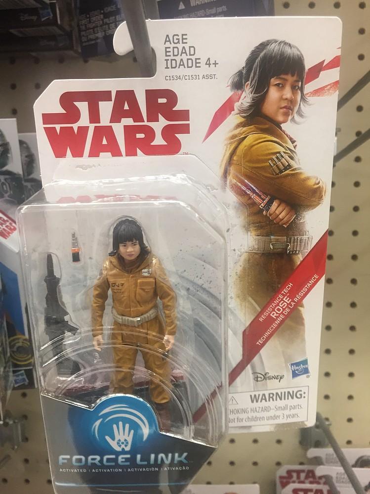 "2018 Disney Hasbro Star Wars Resistance Tech Rose 3.75/"" C1534"