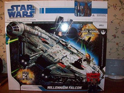 Star Wars Legacy Collection 2008 - Millennium Falcon