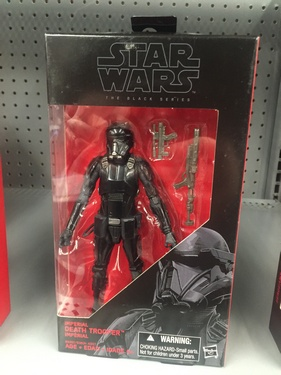 Imperial Death Trooper Black Series 6 Inch Figure
