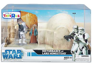 Toys R Us - Disturbance at the Lars Homestead