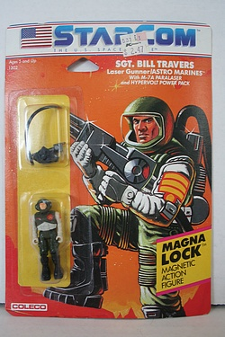 STARCOM - Sgt. Bill Travers