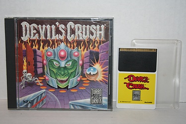 TurboGrafx-16: Devil's Crush