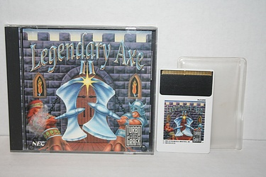 Turbografx-16: Legendary Axe II