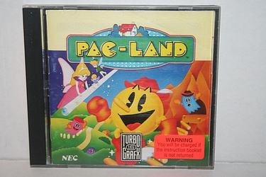 TurboGrafx-16 - Pac-Land