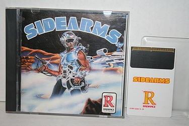 TurboGrafx-16: Sidearms