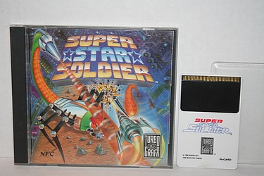 TurboGrafx-16: Super Star Soldier