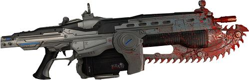 NECA: Gears of War Lancer Replica