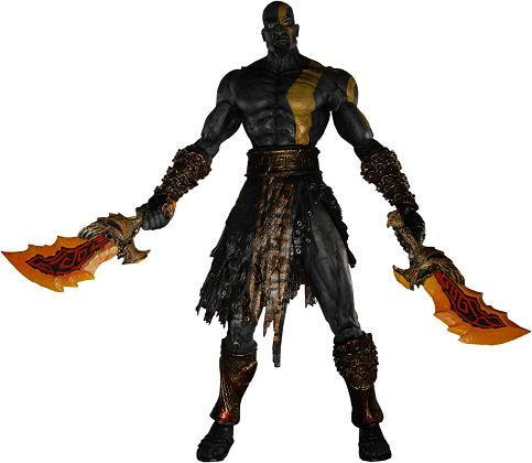 NECA: God of War II
