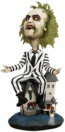 NECA: Beetlejuice Head Knocker
