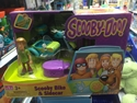 Character Options Ltd. - Scooby-Doo!: Scooby Bike & Sidecar