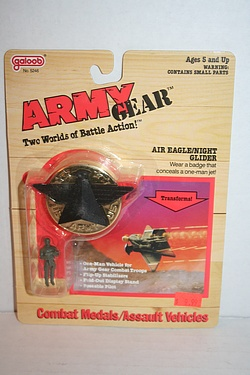 Army Gear - Air Eagle / Night Glider