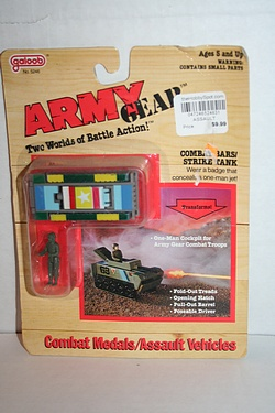 Army Gear - Combat Bars / Strike Tank