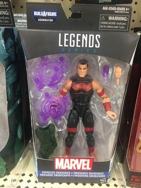 Marvel Legends - Infinite Series - Wonder Man