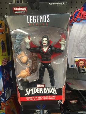 Marvel Legends - Infinite Series - Morbius