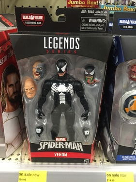 Marvel Legends - Infinite Series - Venom