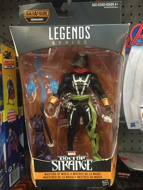Marvel Legends - Infinite Series - Brother Voodoo