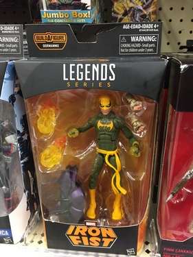 Marvel Legends - Infinite Series - Iron Fist