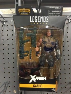 Marvel Legends - Infinite Series - Cable