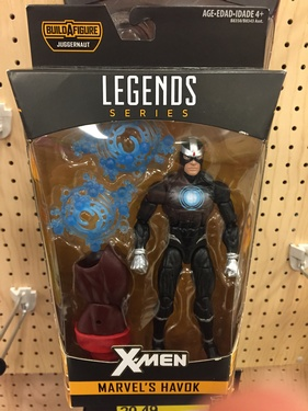 Marvel Legends - Infinite Series - Havok