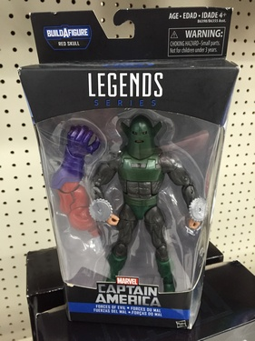 Marvel Legends - Infinite Series - Whirlwind