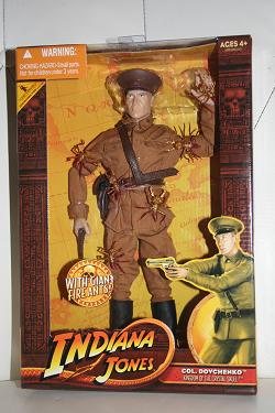 Indiana Jones 12 Inch Figure - Col. Dovchenko