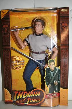 Hasbro Indiana Jones Toys Mutt Williams With Knife