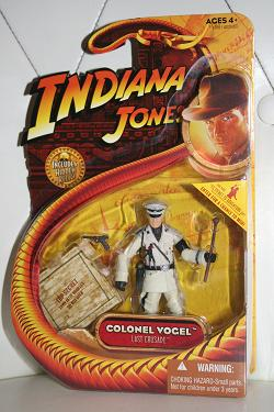 Indiana Jones - Colonel Vogel